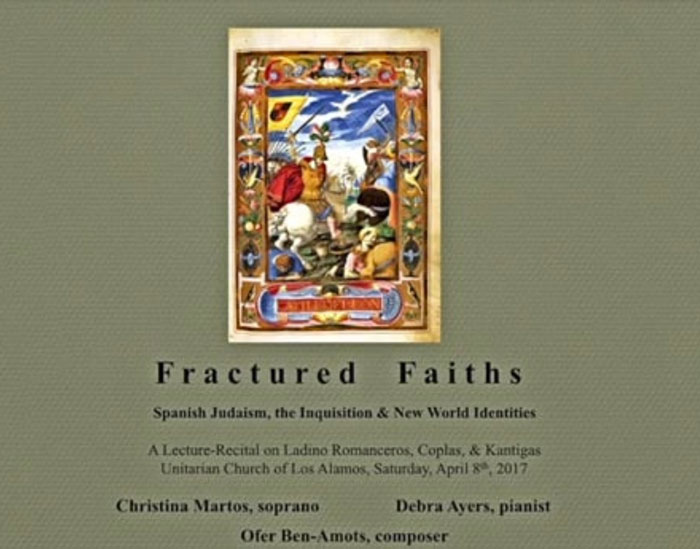 Fractured Faiths credits